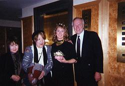 2001年2月 スウェーデン大使館