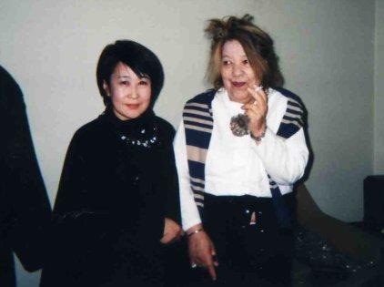 フジコさんと沓沢さん